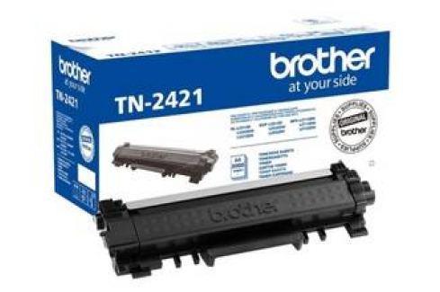 Brother TN-2421, 3000 stran (TN2421) černý Tonery
