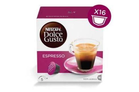 NESCAFÉ Dolce Gusto® Espresso kávové kapsle 16 ks Kapsle a káva