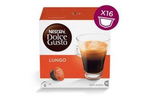 NESCAFÉ Dolce Gusto® Lungo kávové kapsle 16 ks Kapsle a káva