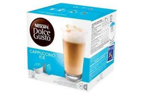 NESCAFÉ Dolce Gusto® Cappuccino Ice kávové kapsle 16 ks Kapsle a káva