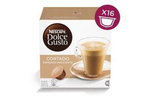 NESCAFÉ Dolce Gusto® Cortado kávové kapsle 16 ks Kapsle a káva