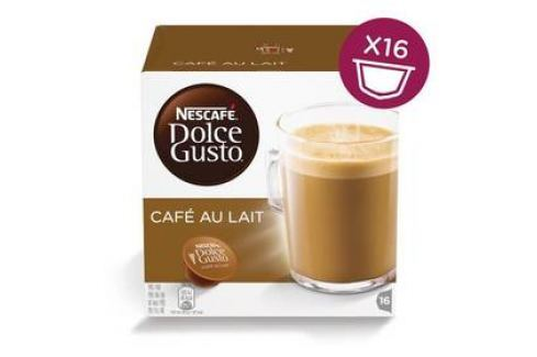 NESCAFÉ Dolce Gusto® Café au Lait kávové kapsle 16 ks Kapsle a káva