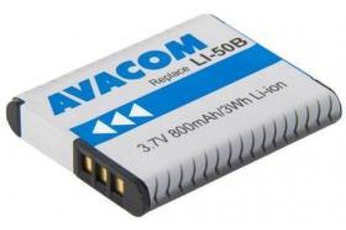 Avacom Olympus Li-Ion 3,7V 800mAh (DIOL-LI50-AVA) Akumulátory