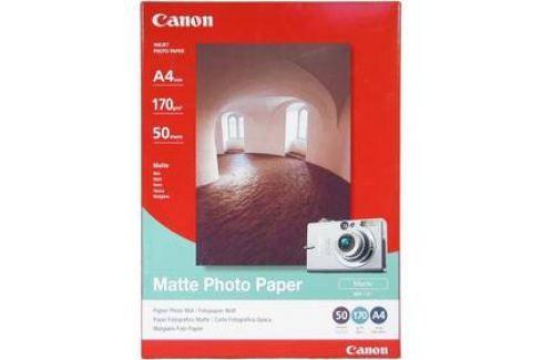 Canon MP-101 A4, 170g, 50 listů (7981A005) bílý Papíry