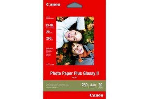 Canon PP201, 13x18 cm, 20 listů (2311B018) bílý Papíry