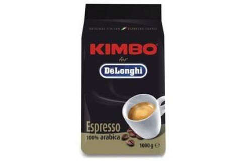 DeLonghi Kimbo Arabica 1kg Kapsle a káva
