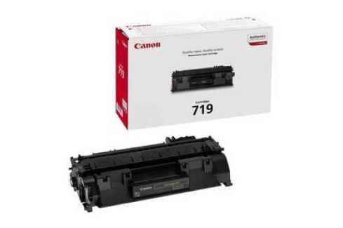 Canon CRG-719 H, 6,4K stran - originální (3480B002) černý Tonery
