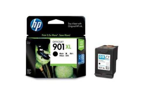 HP No. 901XL, 700 stran - originální (CC654AE) černá Inkoustové náplně