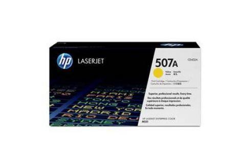 HP CE402A, 6000 stran (CE402A) žlutý Inkoustové náplně