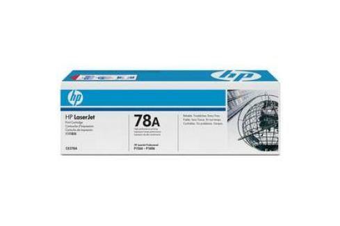 HP CE278A, 2,1K stran - originální (CE278A) černá Tonery