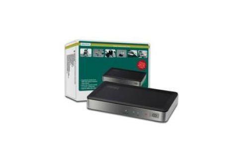 Digitus HDMI elektronický 1 -> 2 (DS-41300) Dům, Domácnost