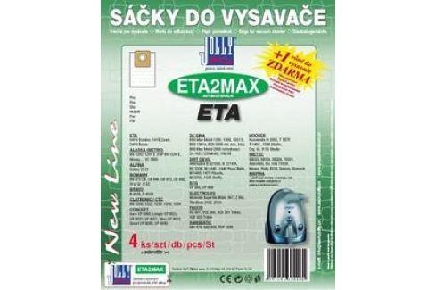 Jolly MAX ETA 2 Látkové sáčky pro vysavače