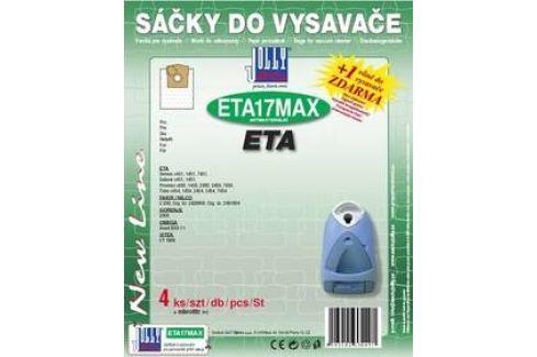 Jolly MAX ETA 17 Látkové sáčky pro vysavače