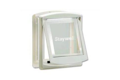 Staywell s transparentním flapem 715 Dvířka pro kočky