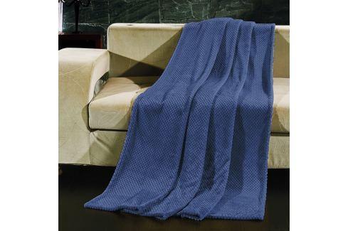 Deka Henry modrá 150x200 cm modrá Tipy na dárky