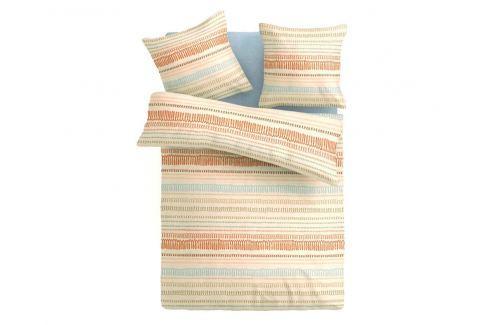 Povlečení Christin 140x200 jednolůžko - standard bavlna Geometrické vzory