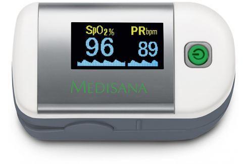 Medisana Pulzní oxymetr PM 100 Přístroje a pomůcky