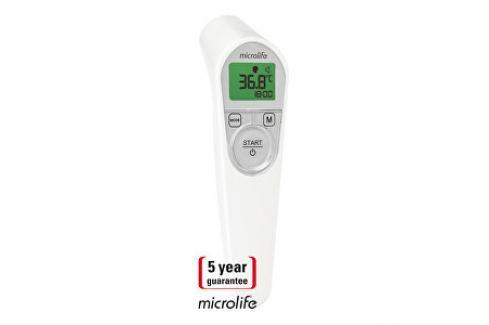 Microlife Teploměr NC 200 digitální bezkontaktní Přístroje a pomůcky