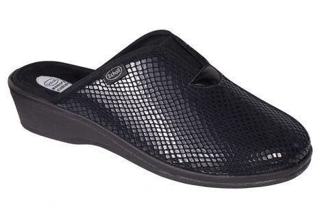 Scholl Zdravotní obuv ELSA dámská černá vel. 41 Přístroje a pomůcky
