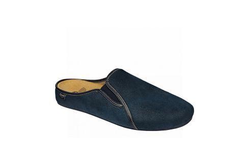 Scholl Zdravotní obuv FELCE pánská černá vel. 45 Dámská zdravotní obuv