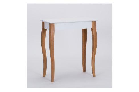 Calvasto Odkládací stolek Alvaro medium (Bílá)  Odkládací stolky