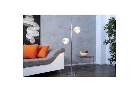 INV Stojací lampa Sfere bílá Osvětlení