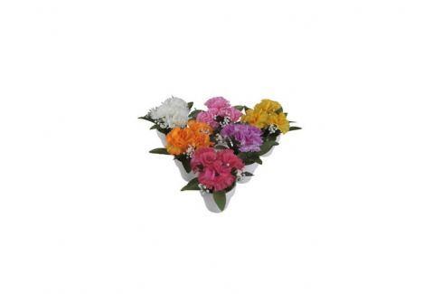 Karafiáty v květníku 8711252464763 Bytové doplňky