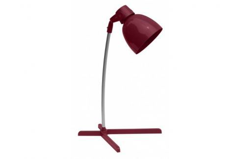 Stolní lampička Philips -Massive Timo-červená 685180010-R Osvětlení