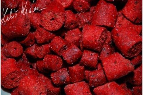 LK Baits Pelety ReStart Wild Strawberry 12-17mm 1kg Pelety