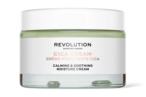 Revolution Zklidňující pleťový krém Cica Cream  50 ml Pro citlivou pleť