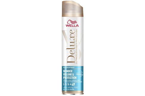 Wella Lak na vlasy Deluxe Wonder Volume & Protection  250 ml Laky