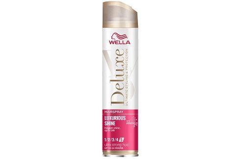 Wella Lak na vlasy Deluxe Luxurious Shine  250 ml Laky
