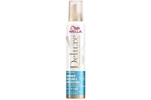 Wella Pěnové tužidlo Deluxe Wonder Volume & Protection  200 ml Tužidla