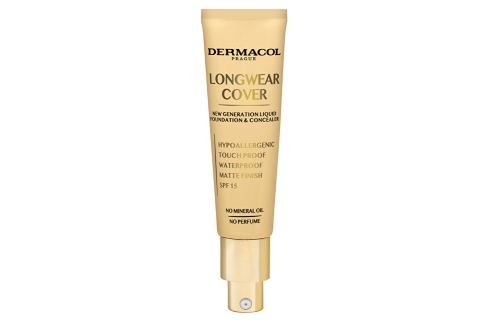 Dermacol Dlouhotrvající krycí make-up Longwear Cover SPF 15 05 30 ml Make-up