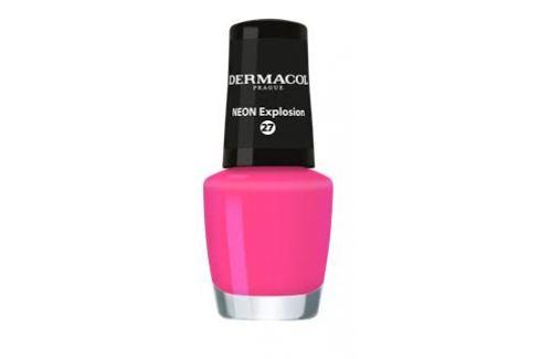 Dermacol Neonový lak na nehty 26 Neon Sugar 5 ml Laky na nehty