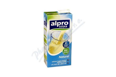 Alpro Sójový nápoj natural s vápníkem 1l  Zdravá výživa