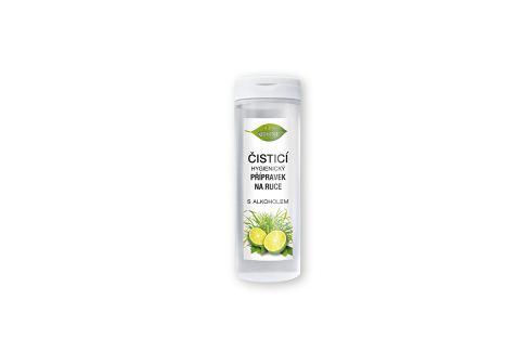 Bione Cosmetics Čisticí hygienický přípravek na ruce Lemongrass  100 ml Antibakteriální mýdla a gely