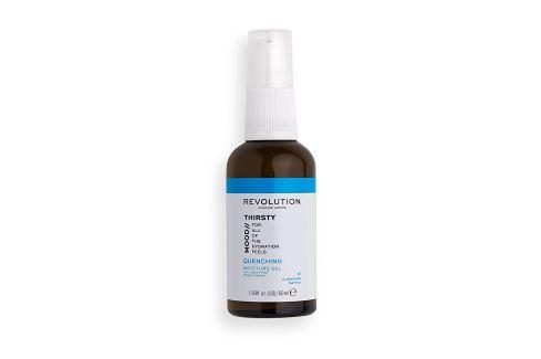 Revolution Hydratační pleťový gel Skincare Mood Thirsty (Quenching Moisture Gel)  50 ml Hydratační krémy