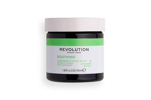 Revolution Chladivá noční maska Soothing Overnight Face Mask  50 ml Pleťové masky