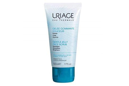 Uriage Pleťový peeling pro normální až suchou pleť Gentle Jelly Face Scrub  50 ml Peeling