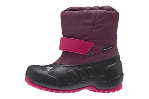 Dětské zimní boty adidas CH WINTERFUN GIRL K Dětská obuv
