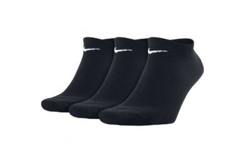 Ponožky Nike 3PPK VALUE NO SHOW (S, Pánské ponožky