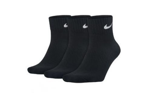 Pánské ponožky Nike New CTN Half Cush QT 3 páry Pánské ponožky
