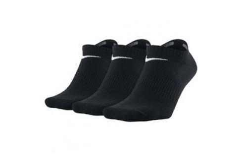 Pánské ponožky Nike Lightweight No Show 3 páry Pánské ponožky