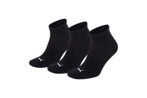 Pánské Ponožky Puma Quarter Socks 3 Pair bl Pánské ponožky