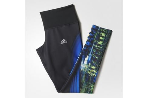 Adidas AIS TIGHT ILLUM Dámské kalhoty