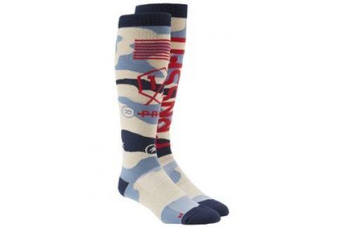 Pánské ponožky Reebok CF M Knee Sock Pánské ponožky