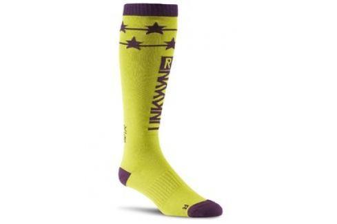 Dámské Ponožky Reebok CF W Knee Sock Dámské ponožky