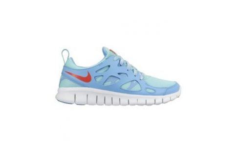 Dětské běžecké boty Nike FREE RUN 2 (GS) Dětská obuv