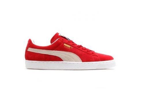 Pánské boty Puma Suede Classic+ team regal red- Pánská obuv
